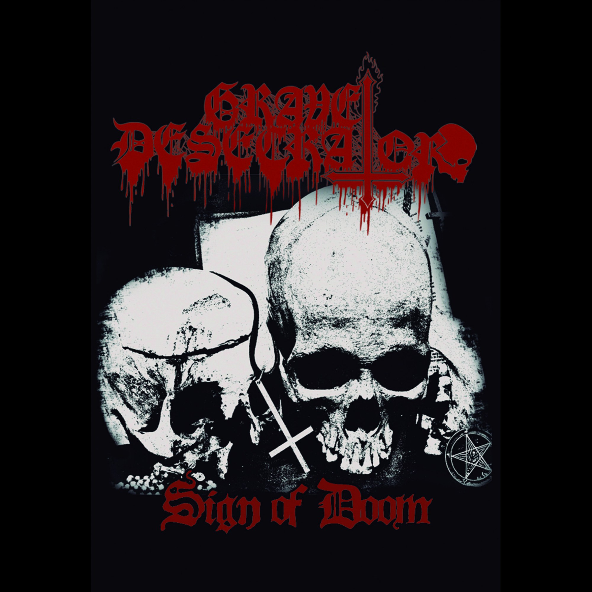 Reviews for Grave Desecrator - Sign of Doom