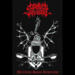 Review for Grave Throne - Merciless Satan Destructor