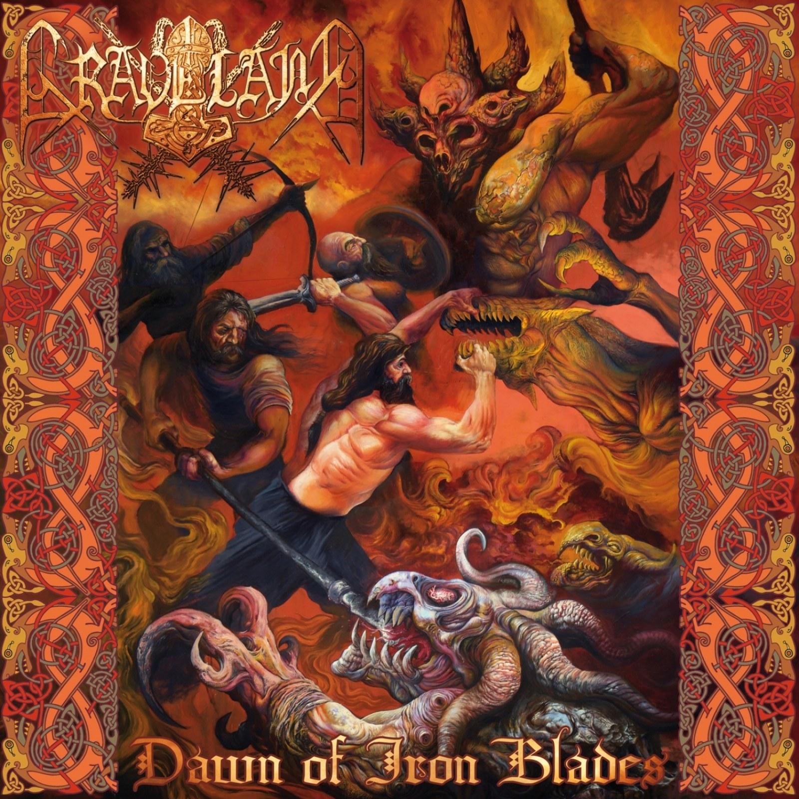 Graveland - Dawn of Iron Blades MMXVIII