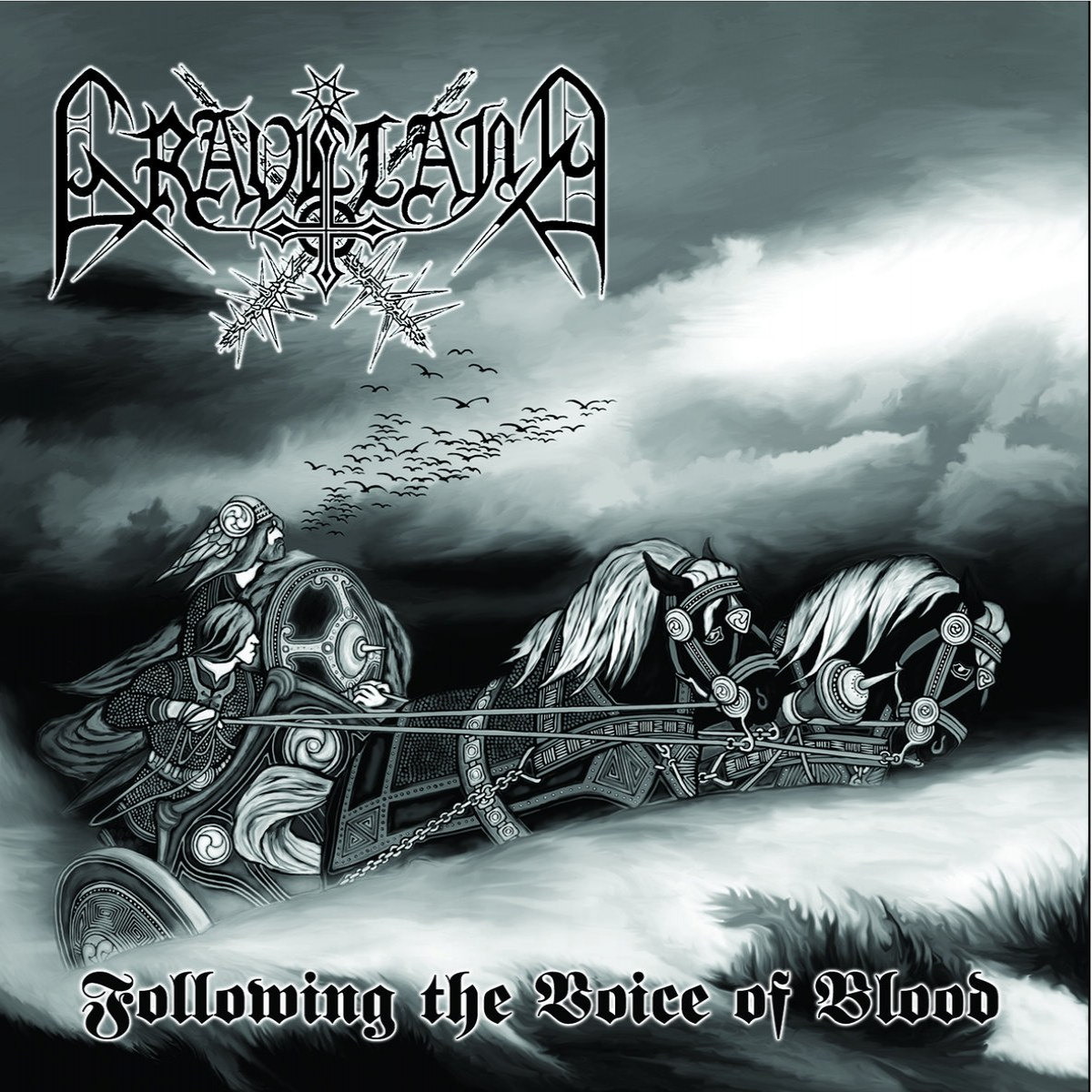 Review for Graveland - Following the Voice of Blood