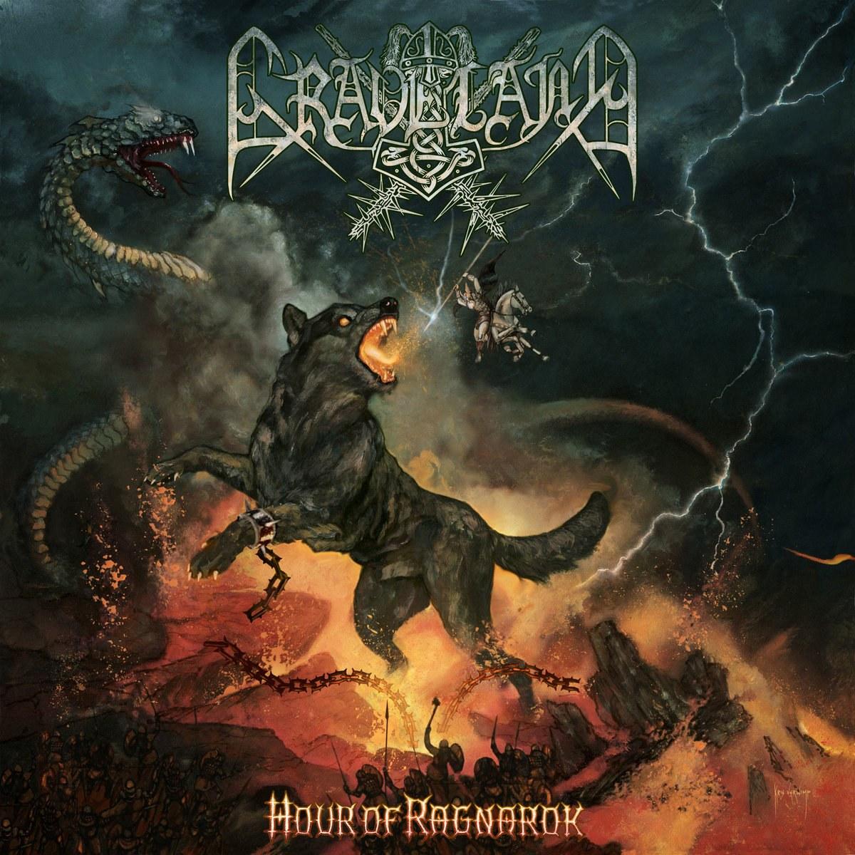 Graveland - Hour of Ragnarok
