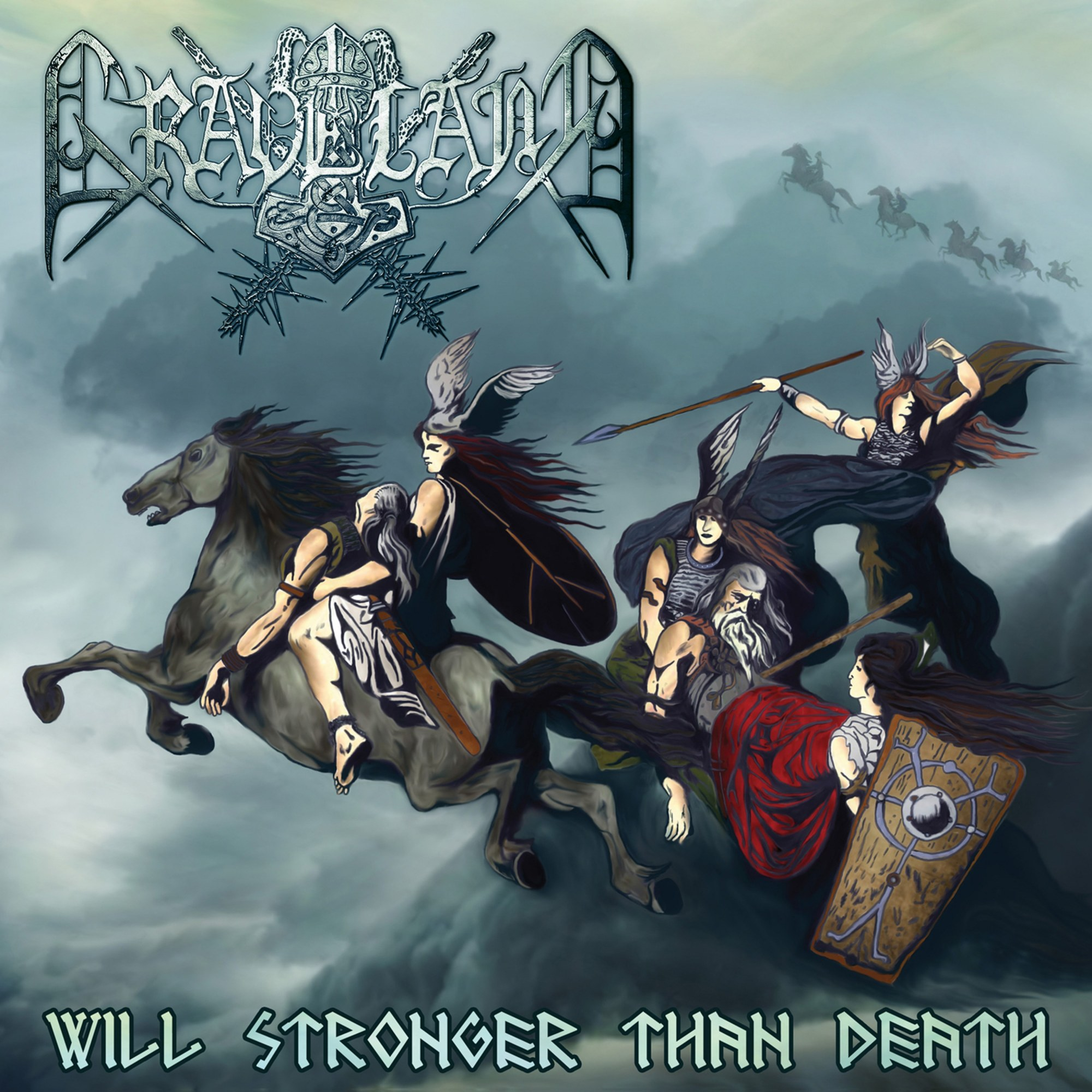 Review for Graveland - Will Stronger Than Death