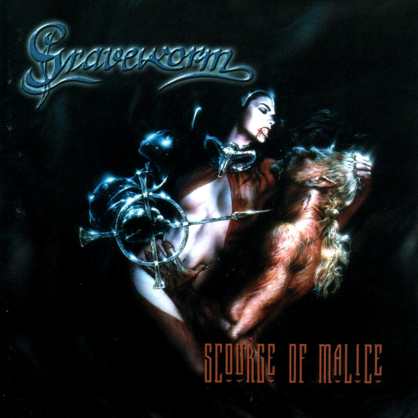 Review for Graveworm - Scourge of Malice