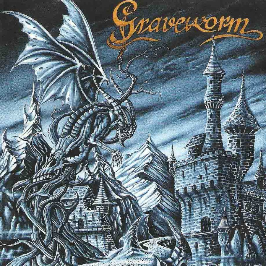 Reviews for Graveworm - Underneath the Crescent Moon