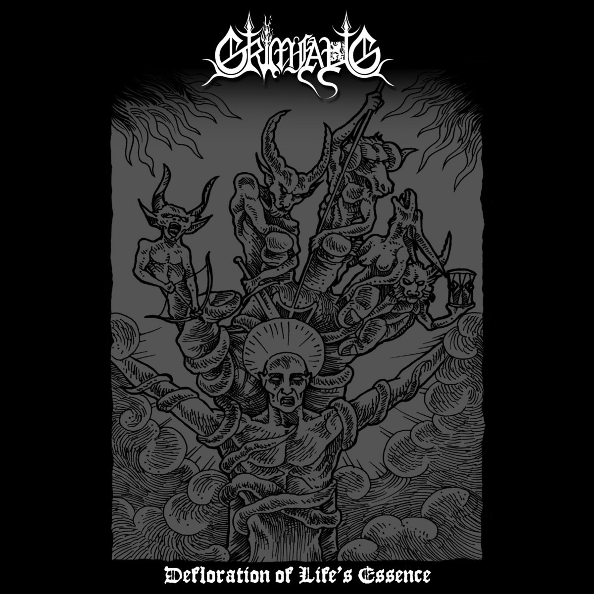 Review for Grimfaug - Defloration of Life's Essence