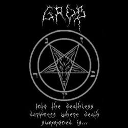 Review for Grob (MKD) - Into the Deathless Darkness Where Death Summoned Is...
