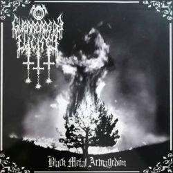 Review for Guerreros de Lucifer - Black Metal Armagedón