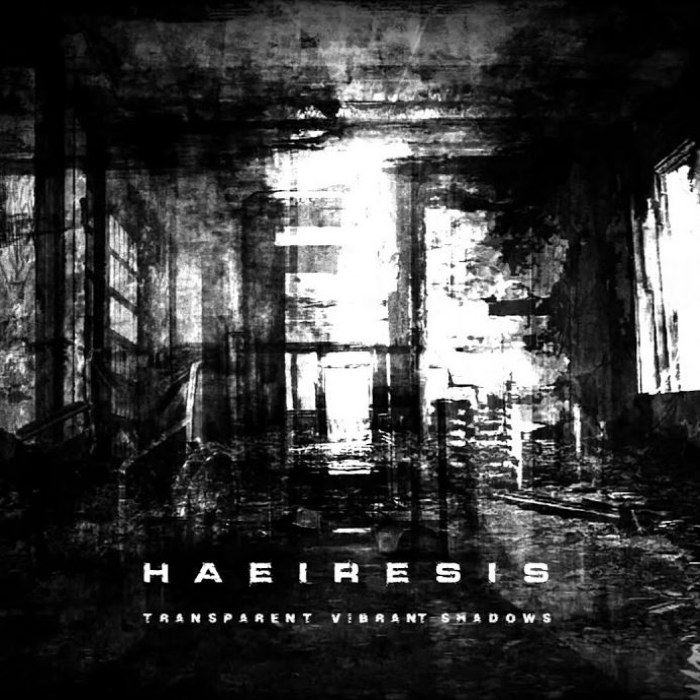 Review for Haeiresis - Transparent Vibrant Shadows