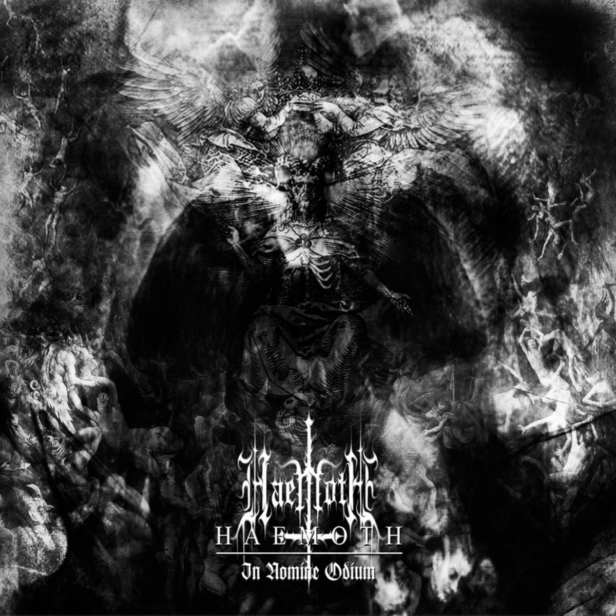 Reviews for Haemoth - In Nomine Odium