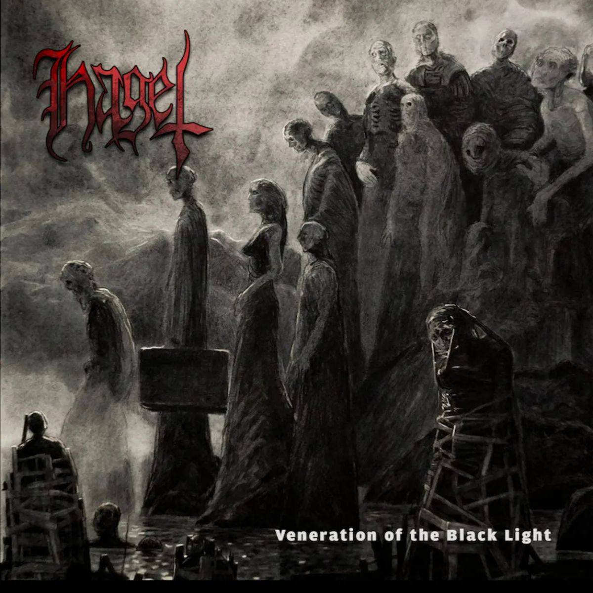 Reviews for Hagel - Veneration of the Black Light
