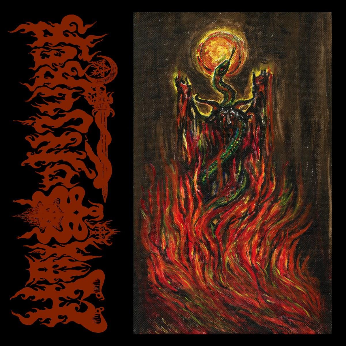 Hail Conjurer - Hail & Fire