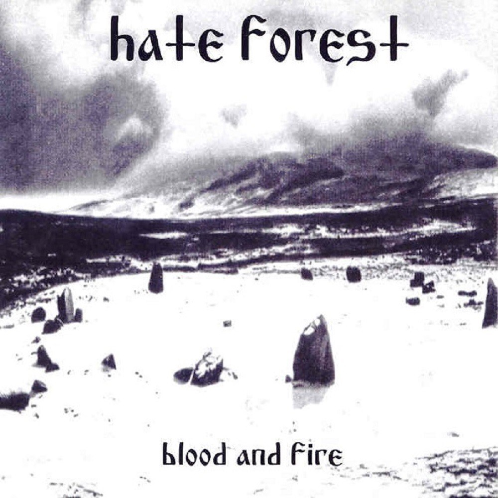 Review for Hate Forest - Blood and Fire
