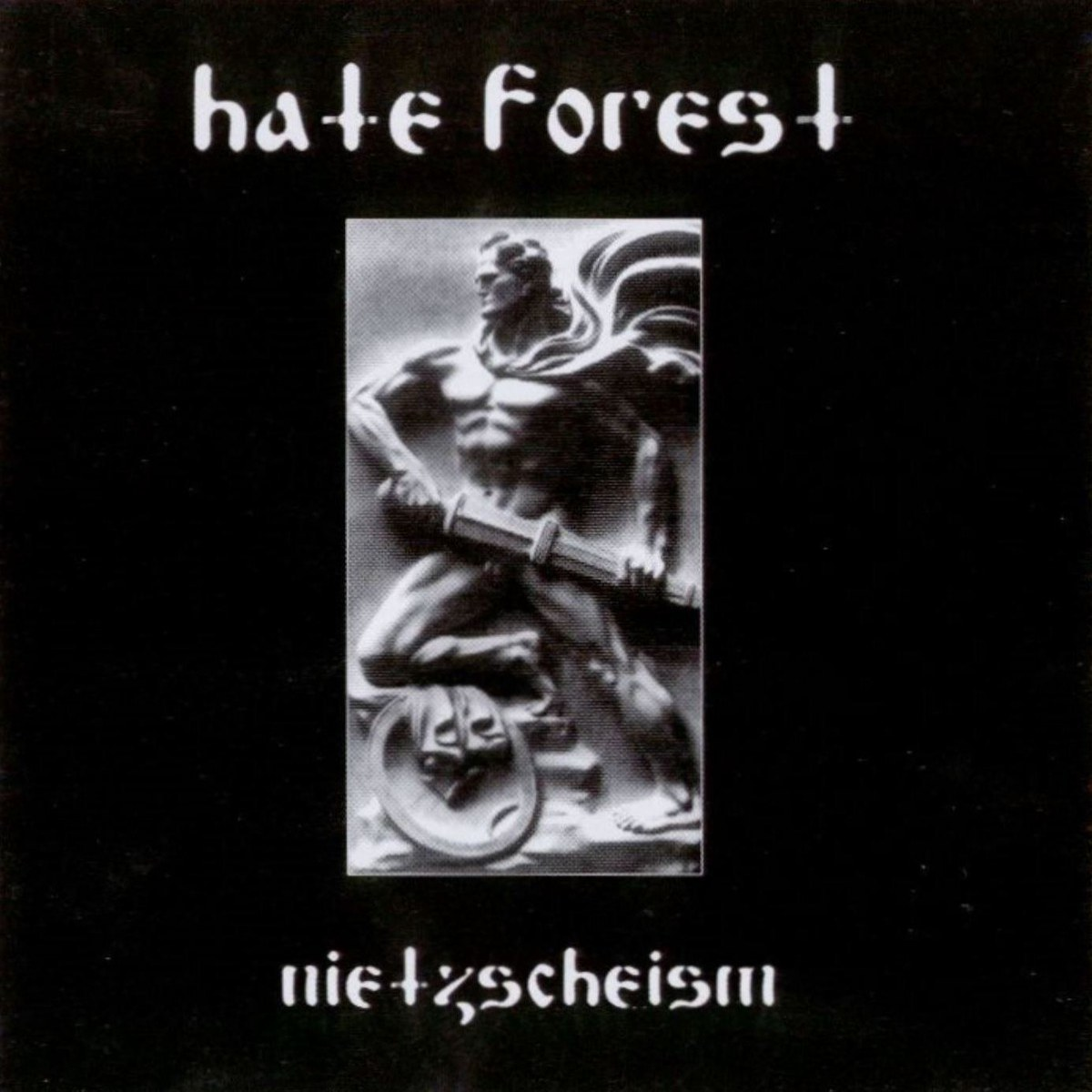 Review for Hate Forest - Nietzscheism
