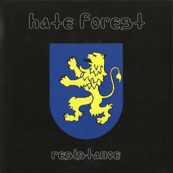 Review for Hate Forest - Resistance