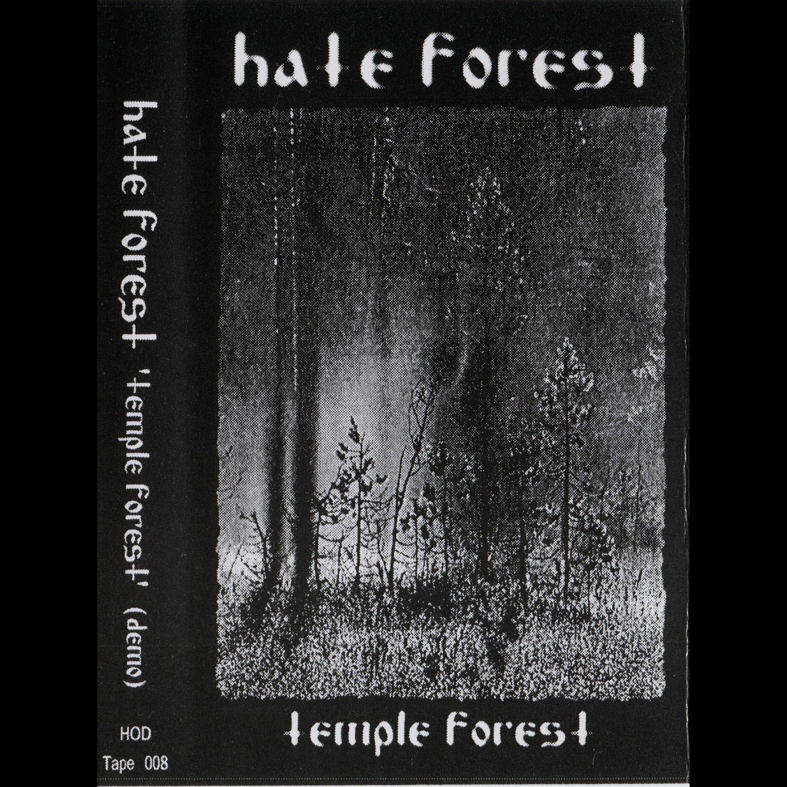 Review for Hate Forest - Temple Forest