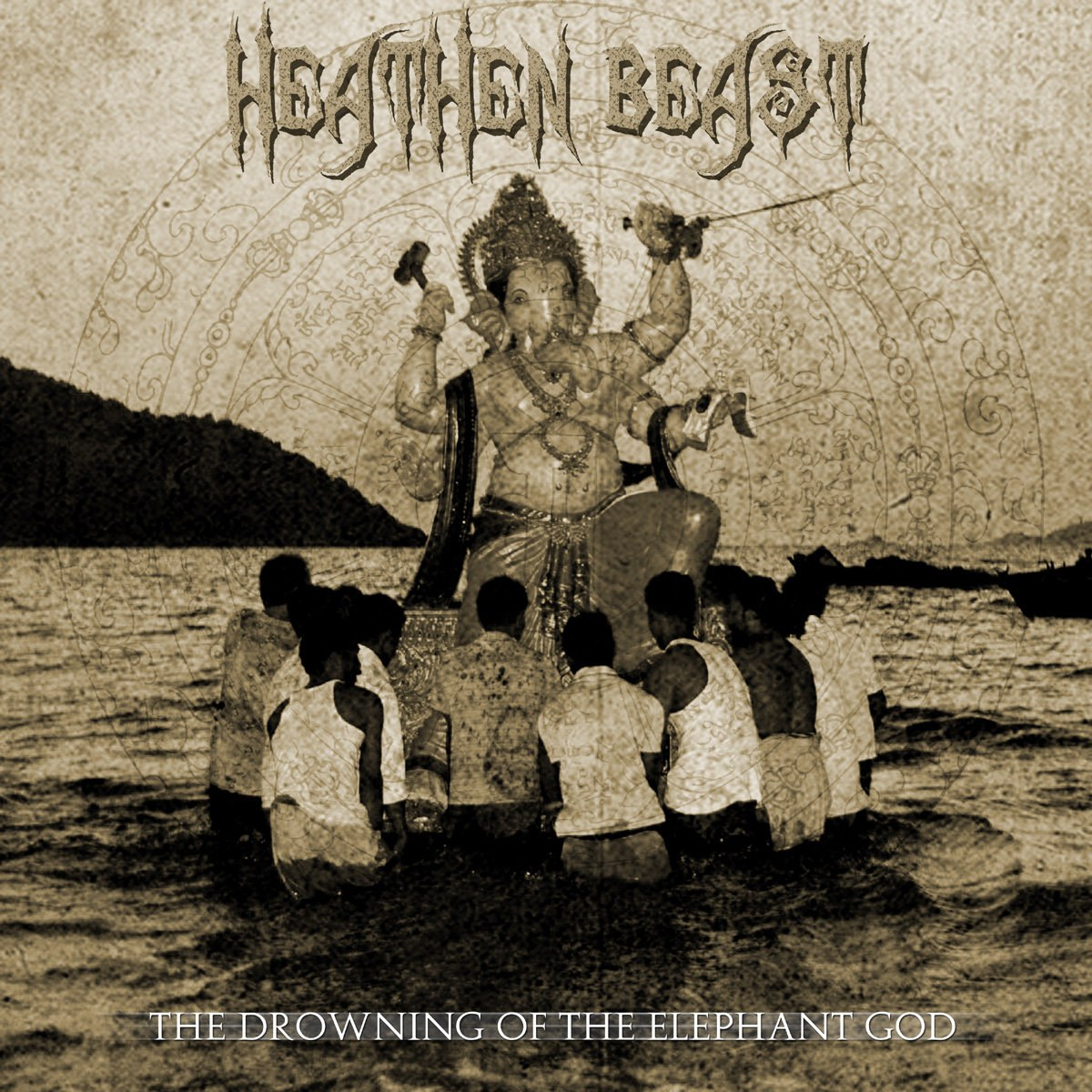 Review for Heathen Beast - The Drowning of the Elephant God