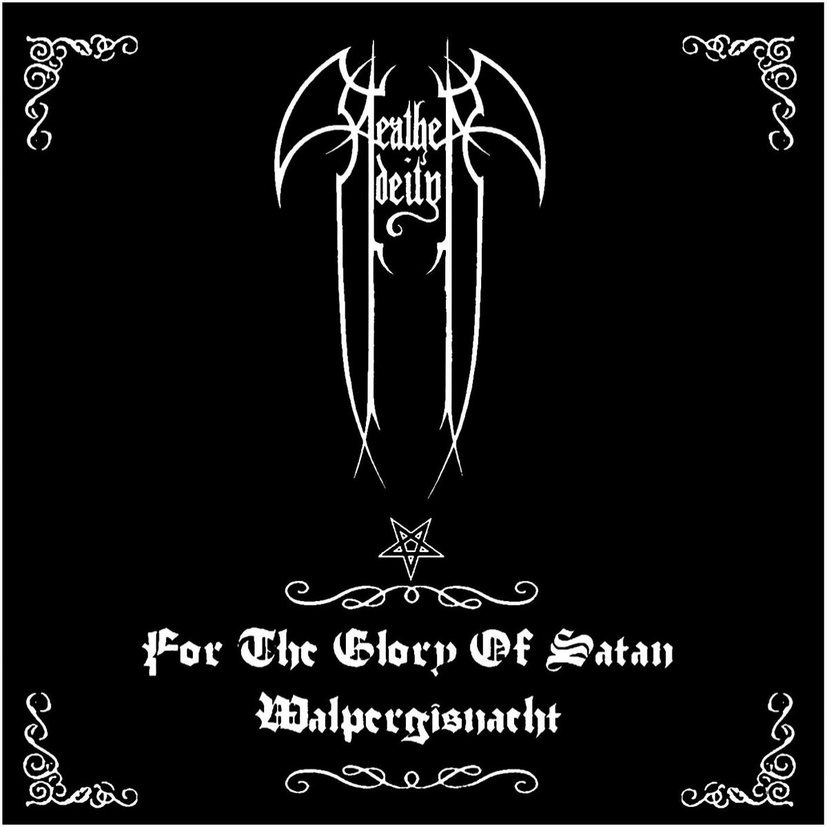 Reviews for Heathen Deity - For the Glory of Satan