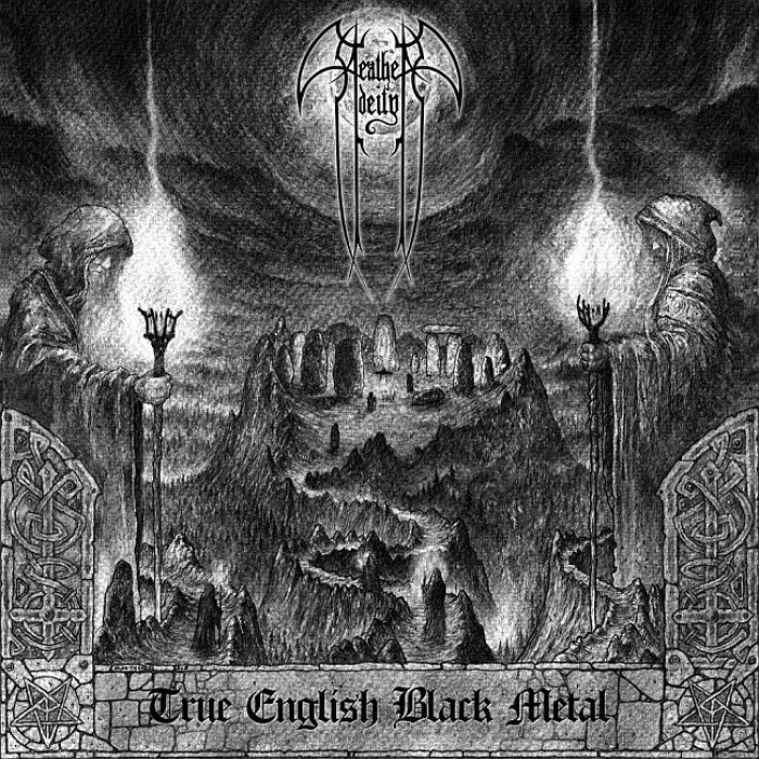 Reviews for Heathen Deity - True English Black Metal