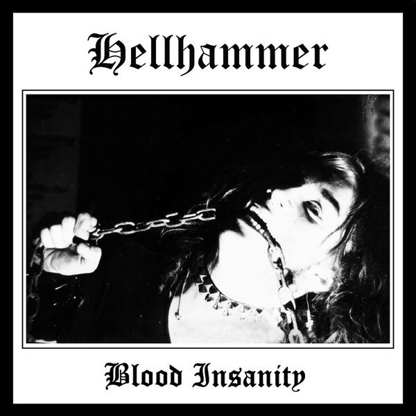 Review for Hellhammer - Blood Insanity