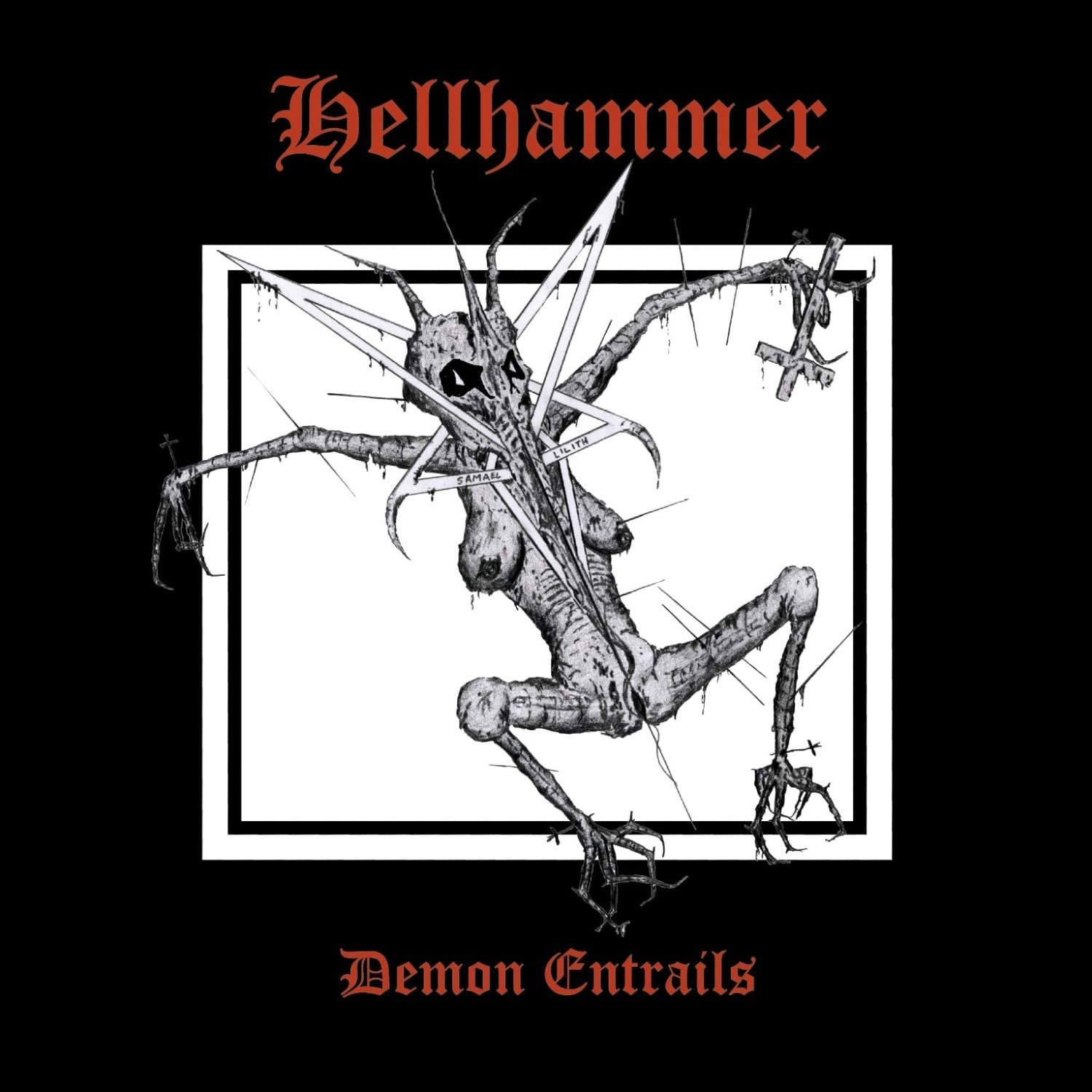 Review for Hellhammer - Demon Entrails