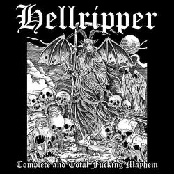 Reviews for Hellripper - Complete and Total Fucking Mayhem