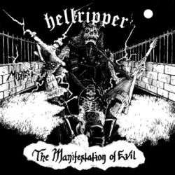 Reviews for Hellripper - The Manifestation of Evil