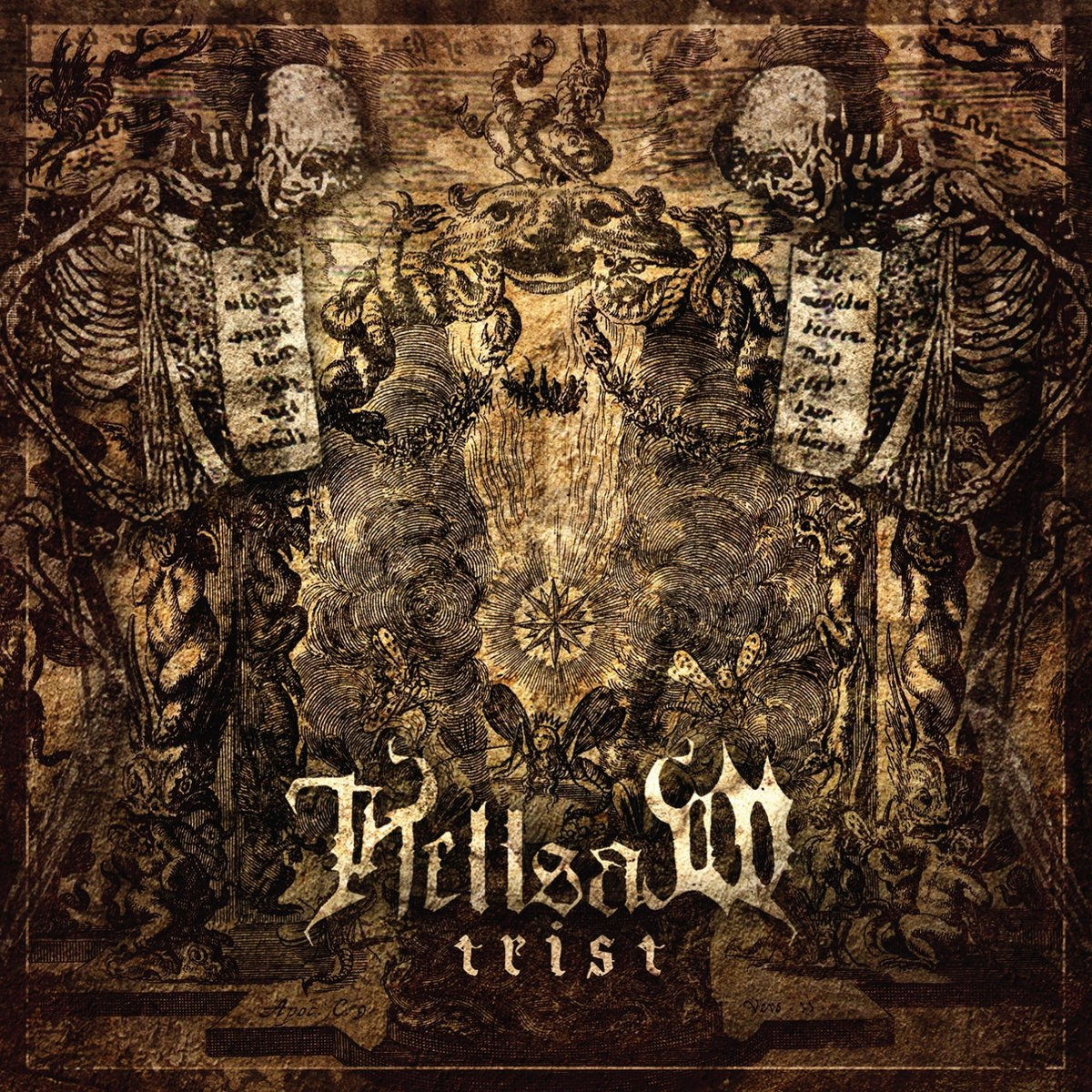 Review for Hellsaw - Trist