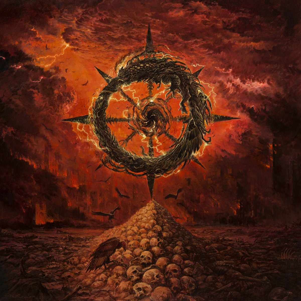 Review for Heresiarch - Hammer of Intransigence
