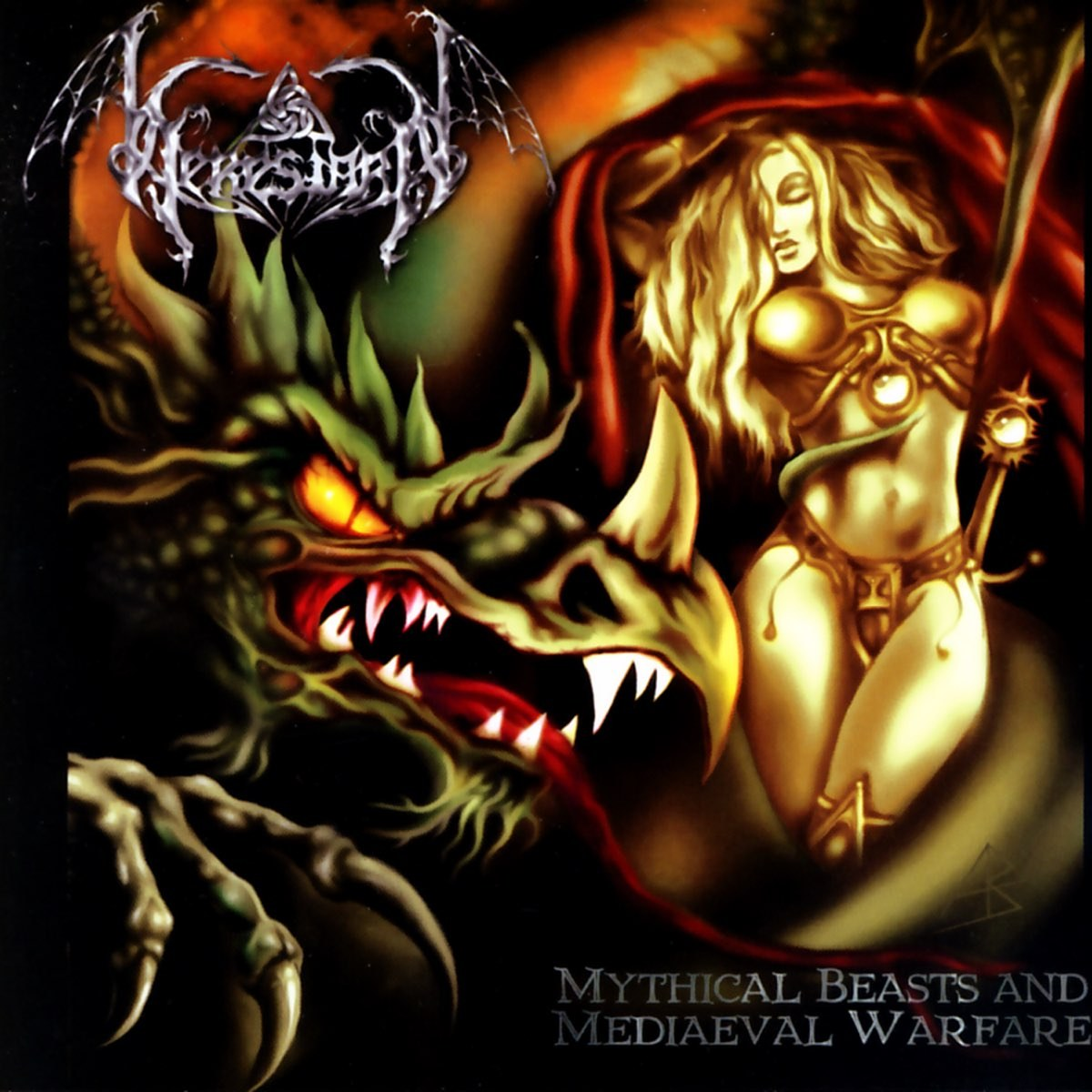 Review for Heresiarh - Mythical Beasts and Medieval Warfare