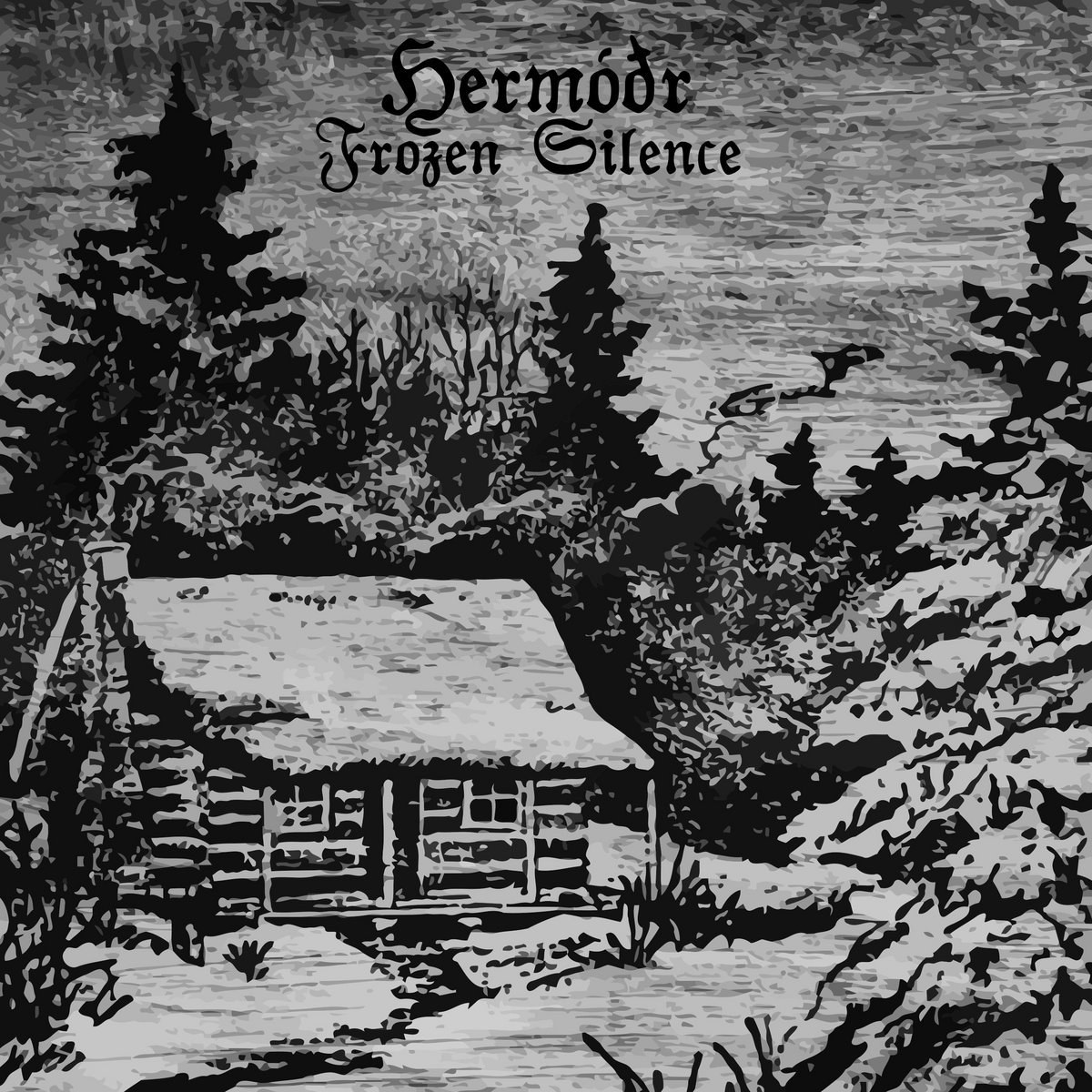 Reviews for Hermóðr - Frozen Silence