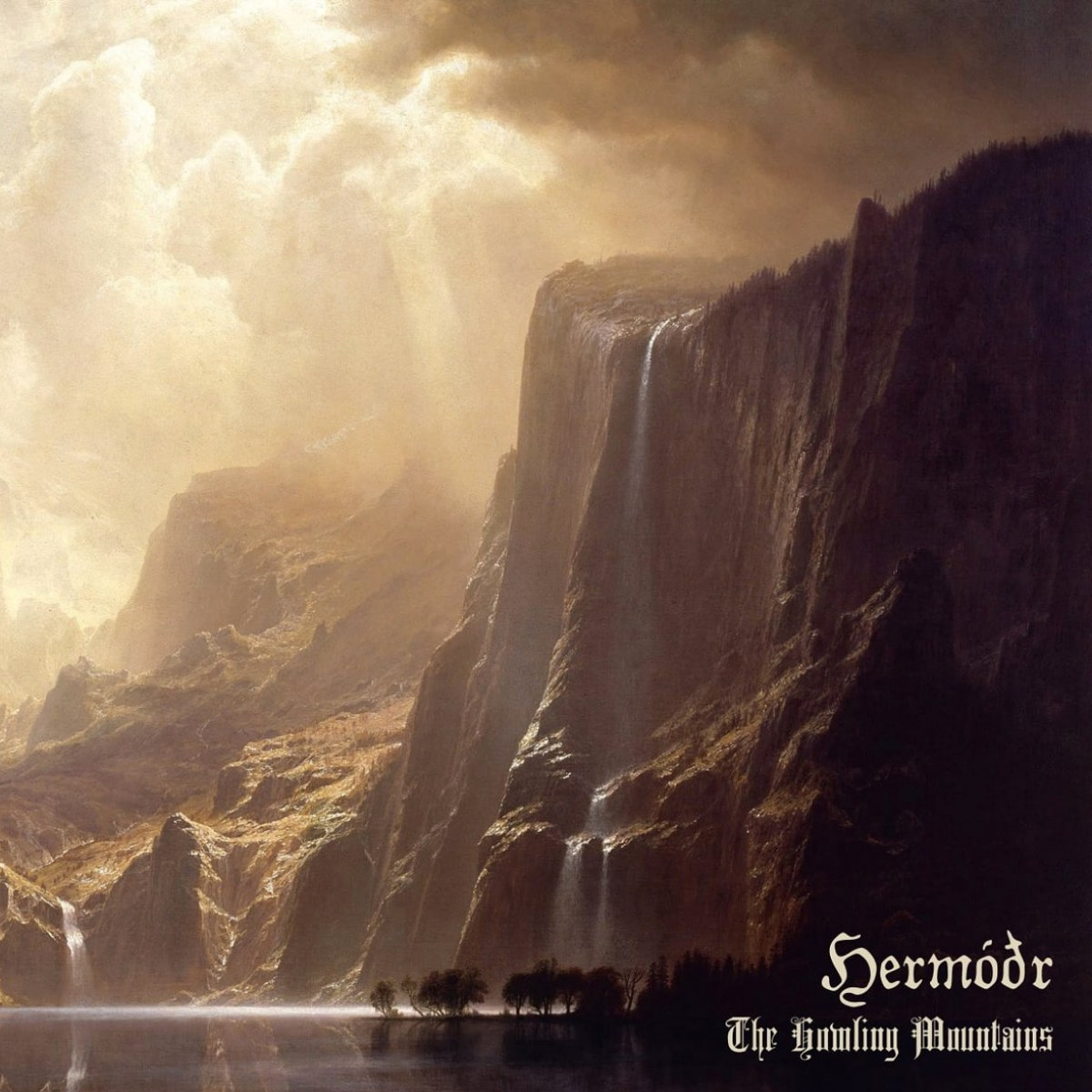 Reviews for Hermóðr - The Howling Mountains