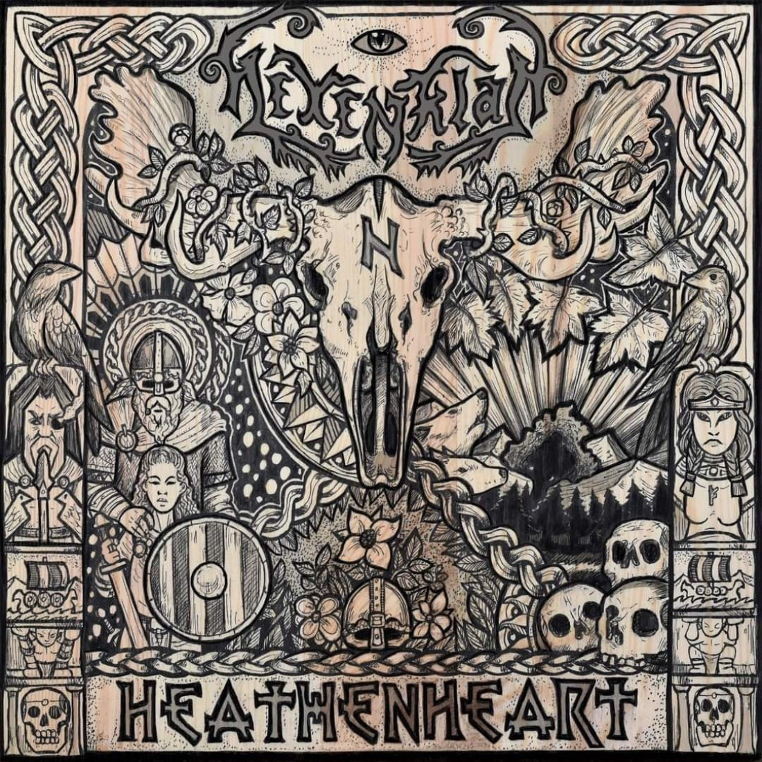 Reviews for Hexenklad - Heathenheart