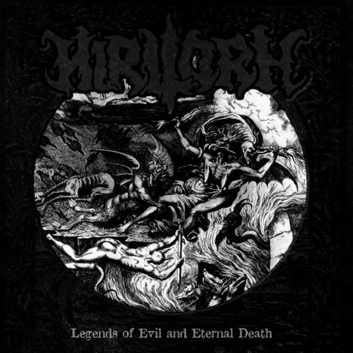 Review for Hirilorn - Legends of Evil and Eternal Death