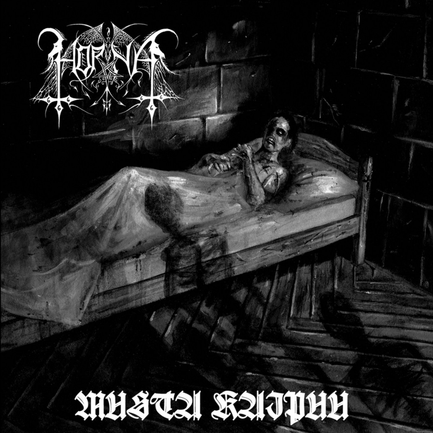 Review for Horna - Musta Kaipuu
