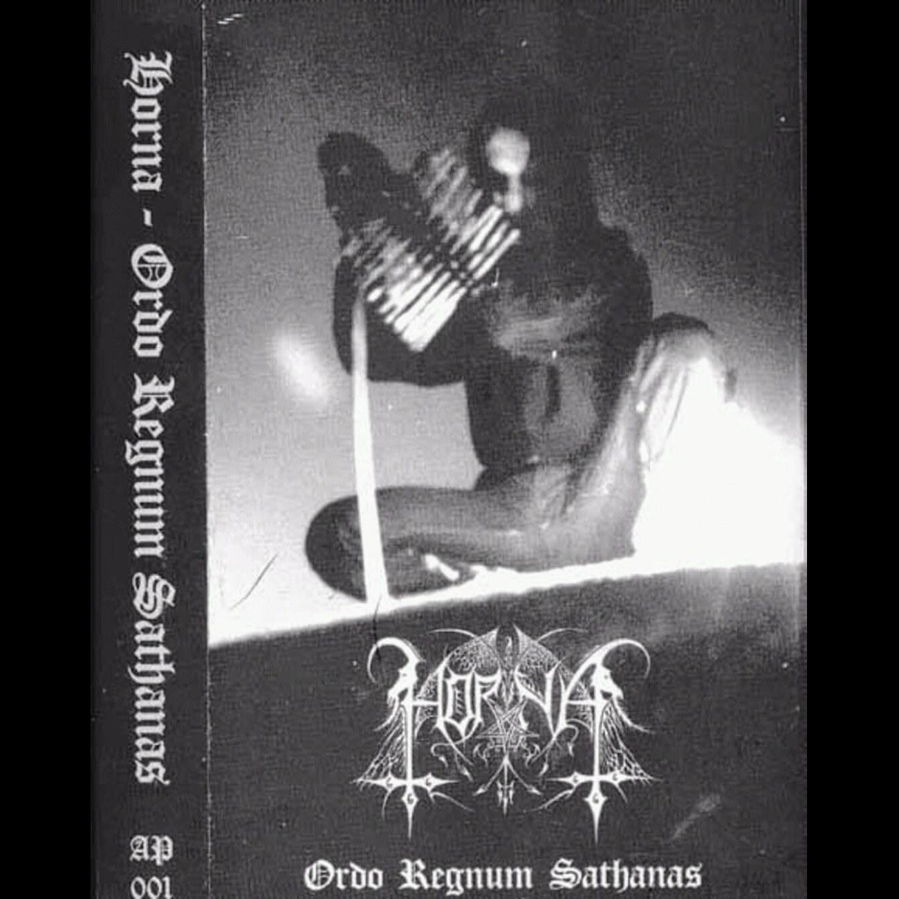 Reviews for Horna - Ordo Regnum Sathanas