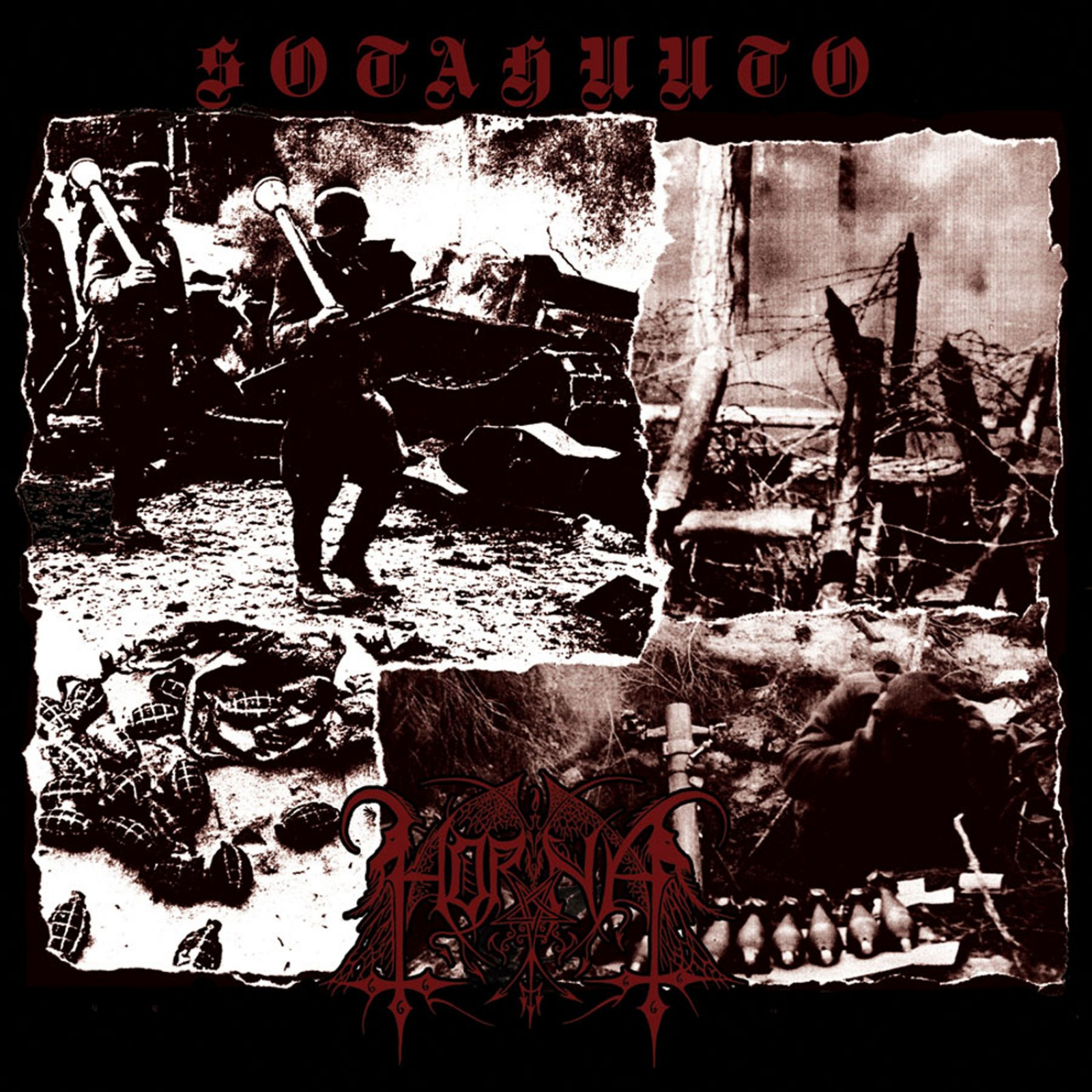 Review for Horna - Sotahuuto