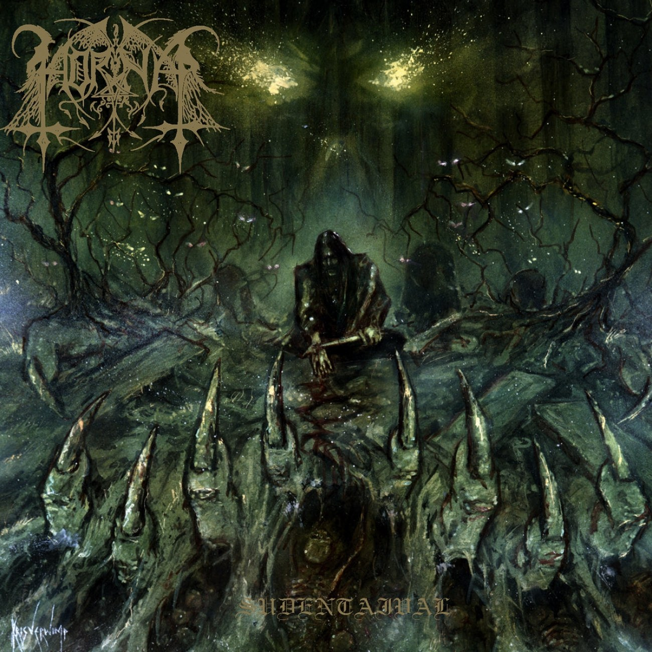Review for Horna - Sudentaival