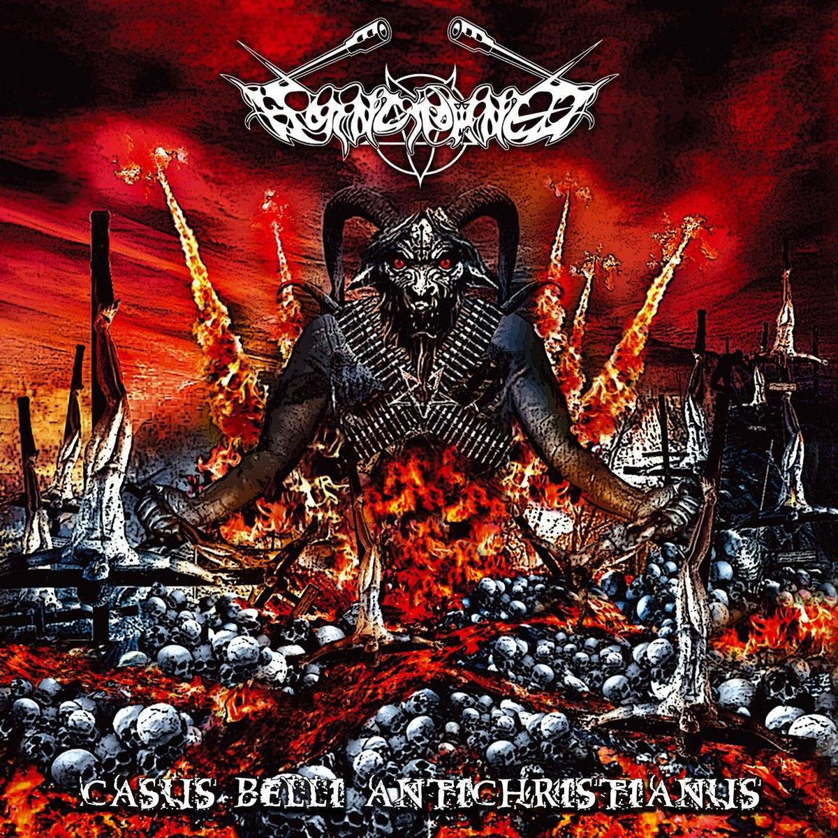 Reviews for Horncrowned - Casus Belli Antichristianus