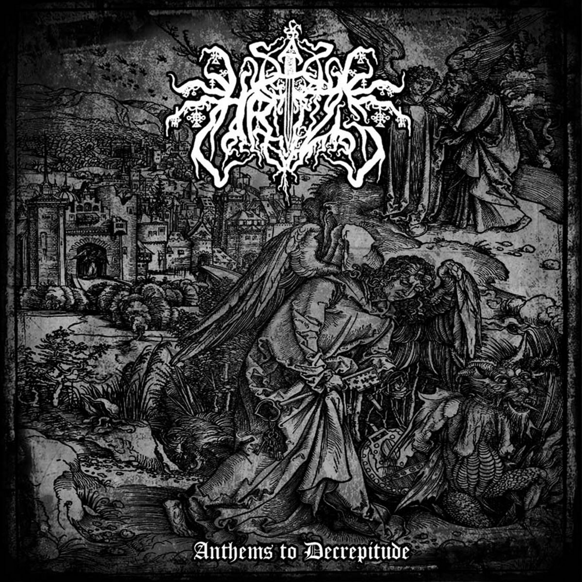 Review for Hrizg - Anthems to Decrepitude