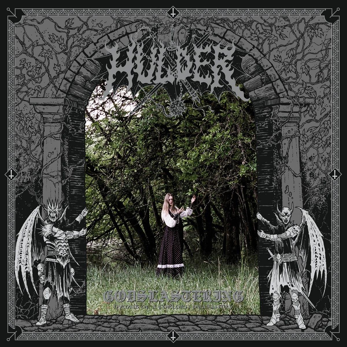 Reviews for Hulder (USA) - Godslastering: Hymns of a Forlorn Peasantry