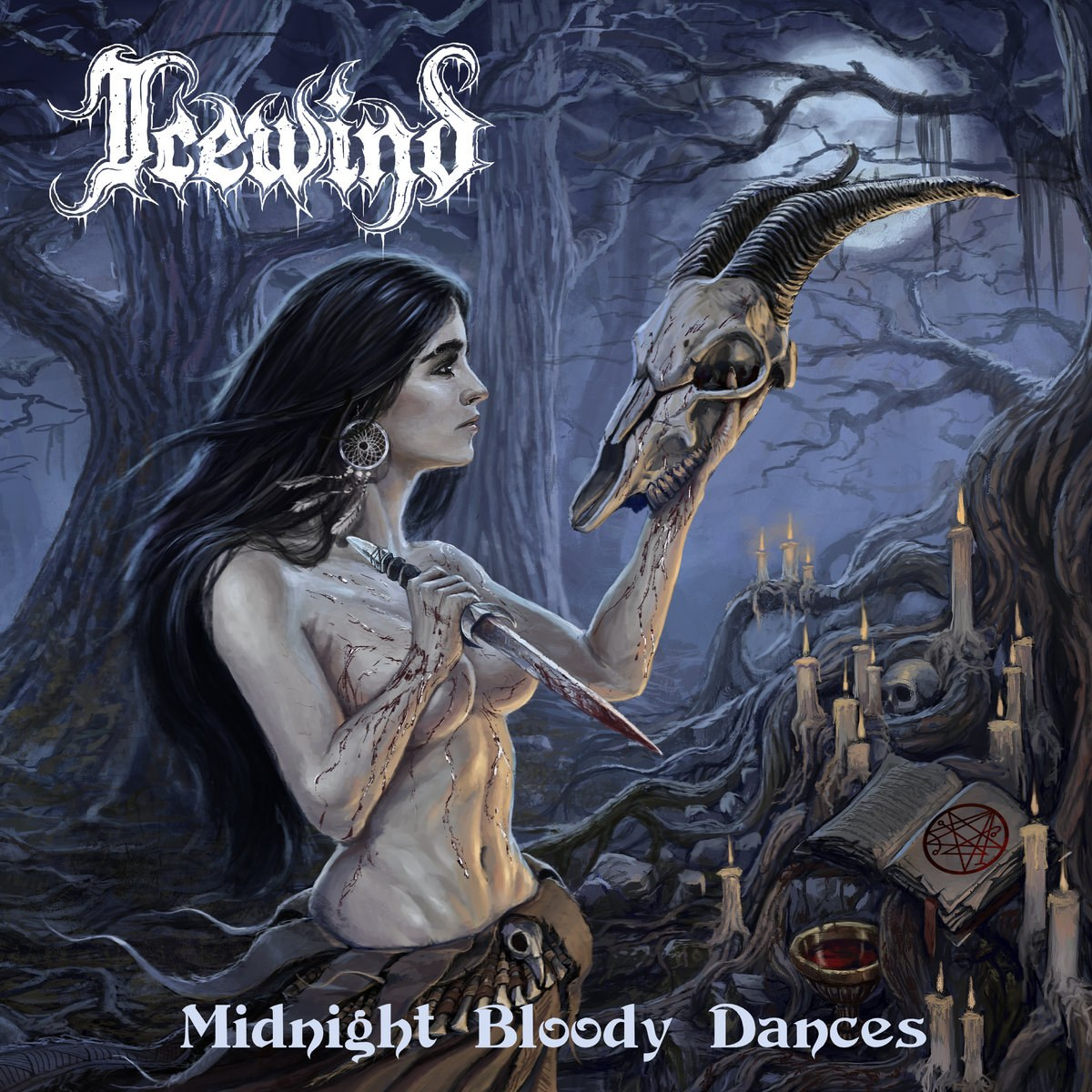 Reviews for Icewind - Midnight Bloody Dances