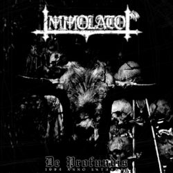 Review for Immolator - De Profundis