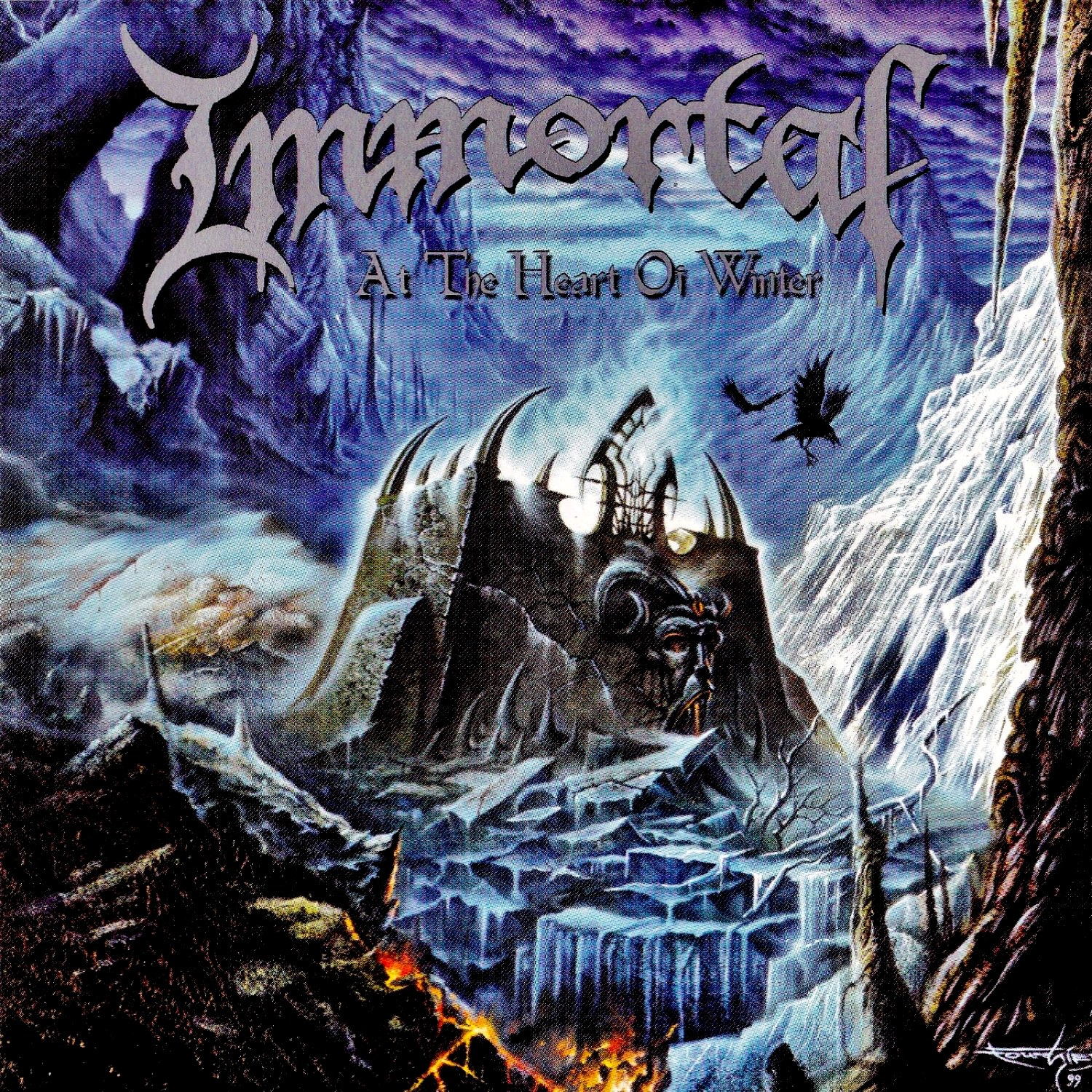 Review for Immortal - At the Heart of Winter