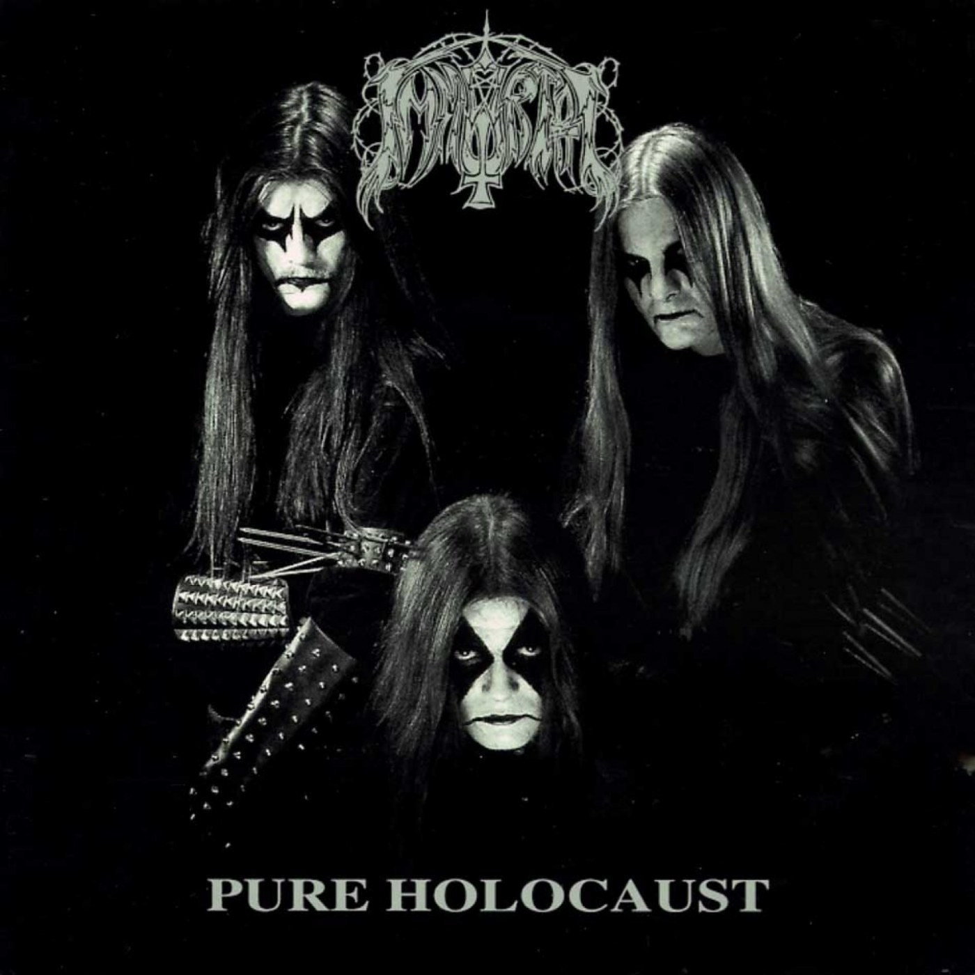 Review for Immortal - Pure Holocaust