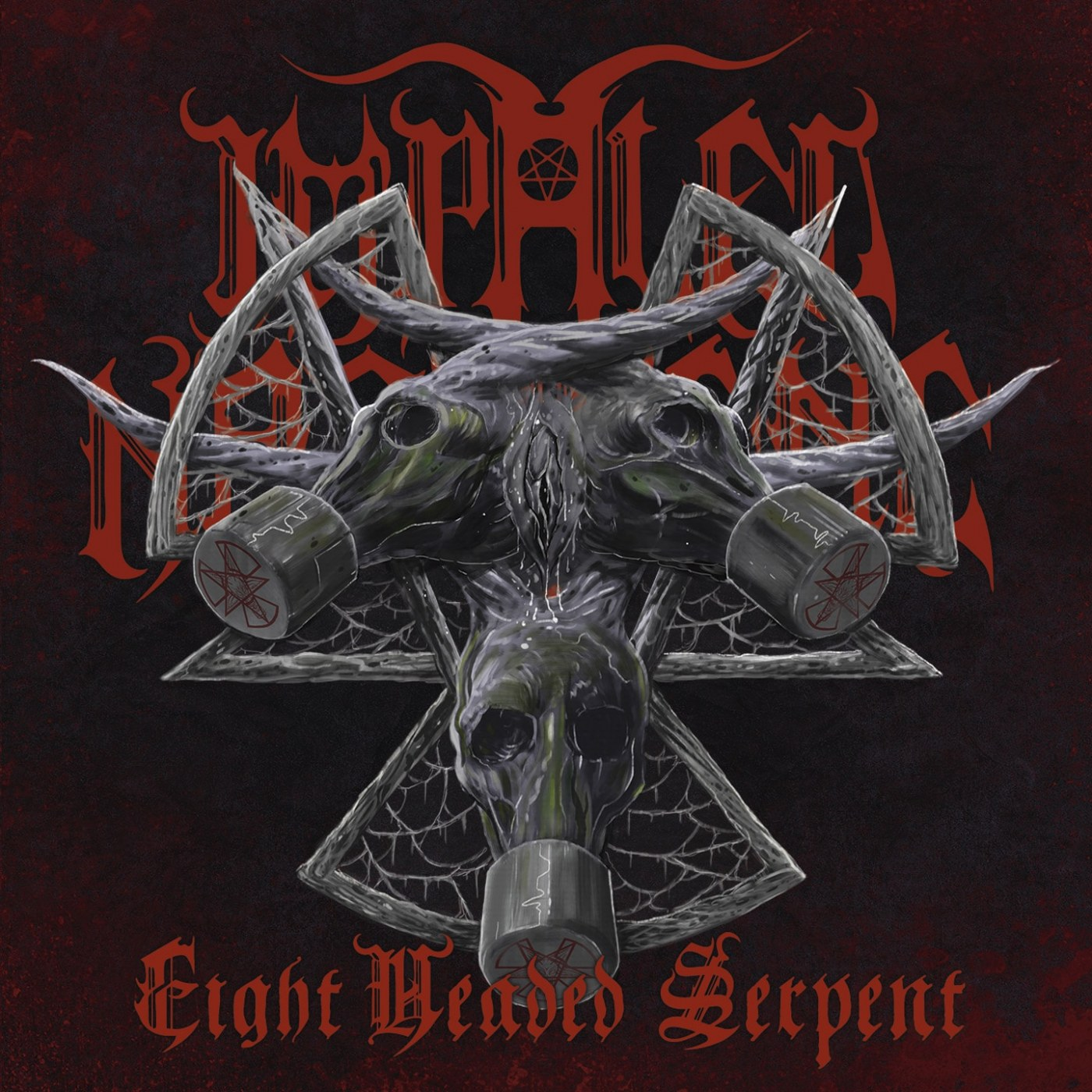Reviews for Impaled Nazarene - Eight Headed Serpent