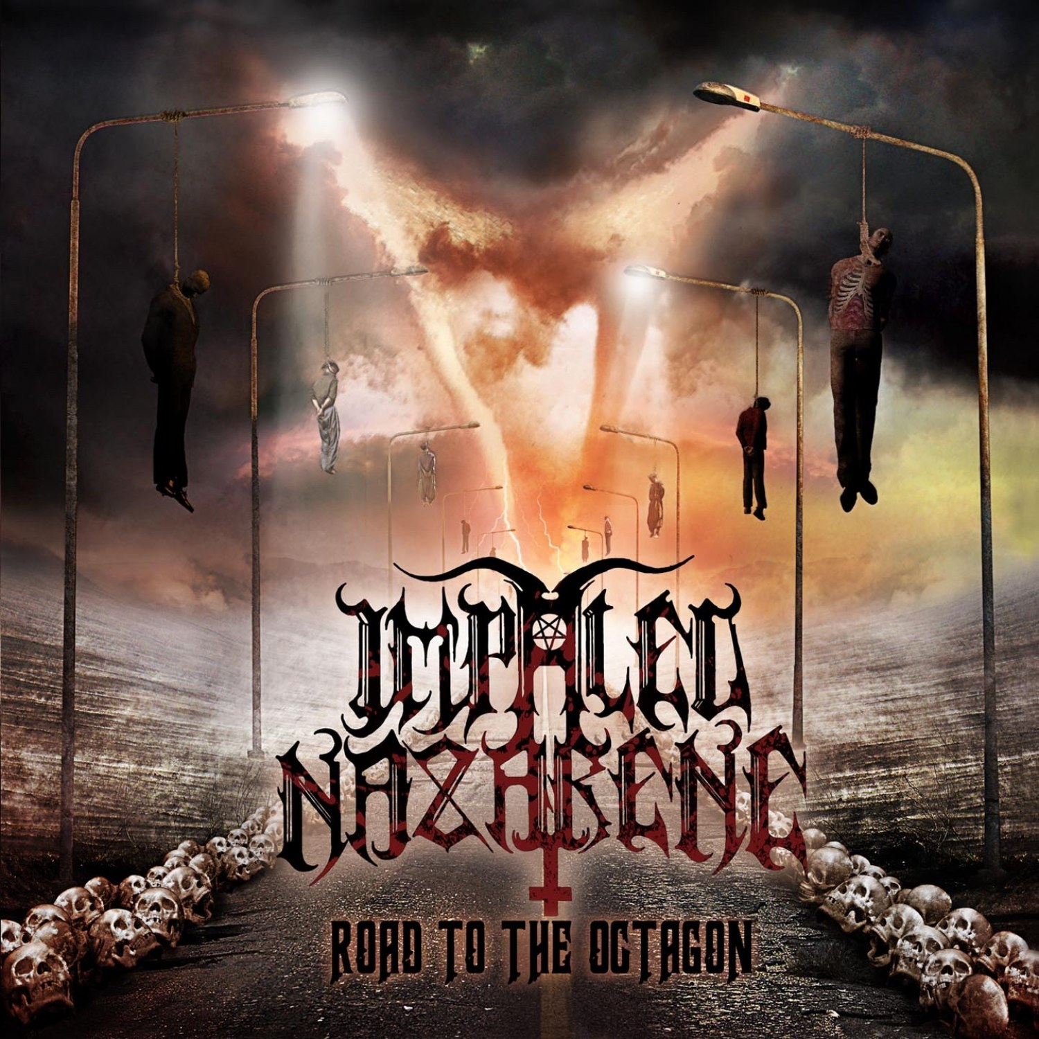 Review for Impaled Nazarene - Road to the Octagon