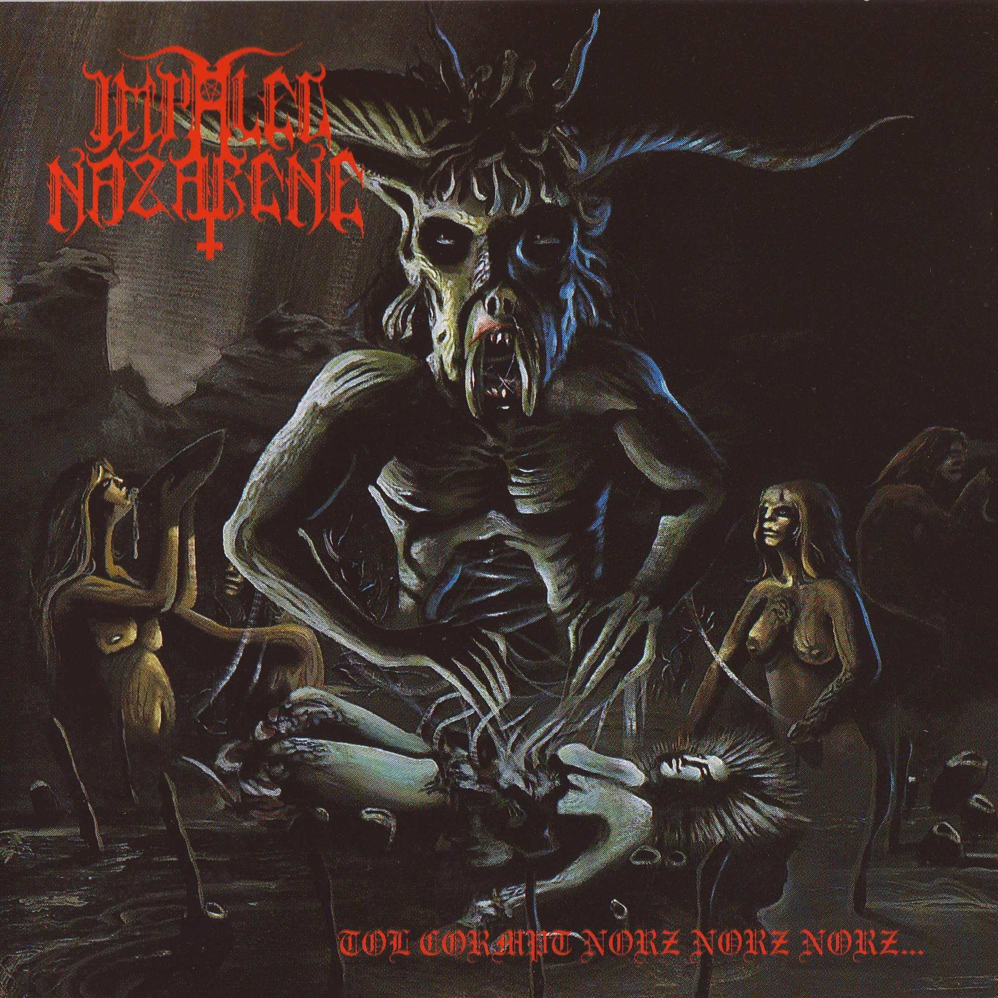 Review for Impaled Nazarene - Tol Cormpt Norz Norz Norz...
