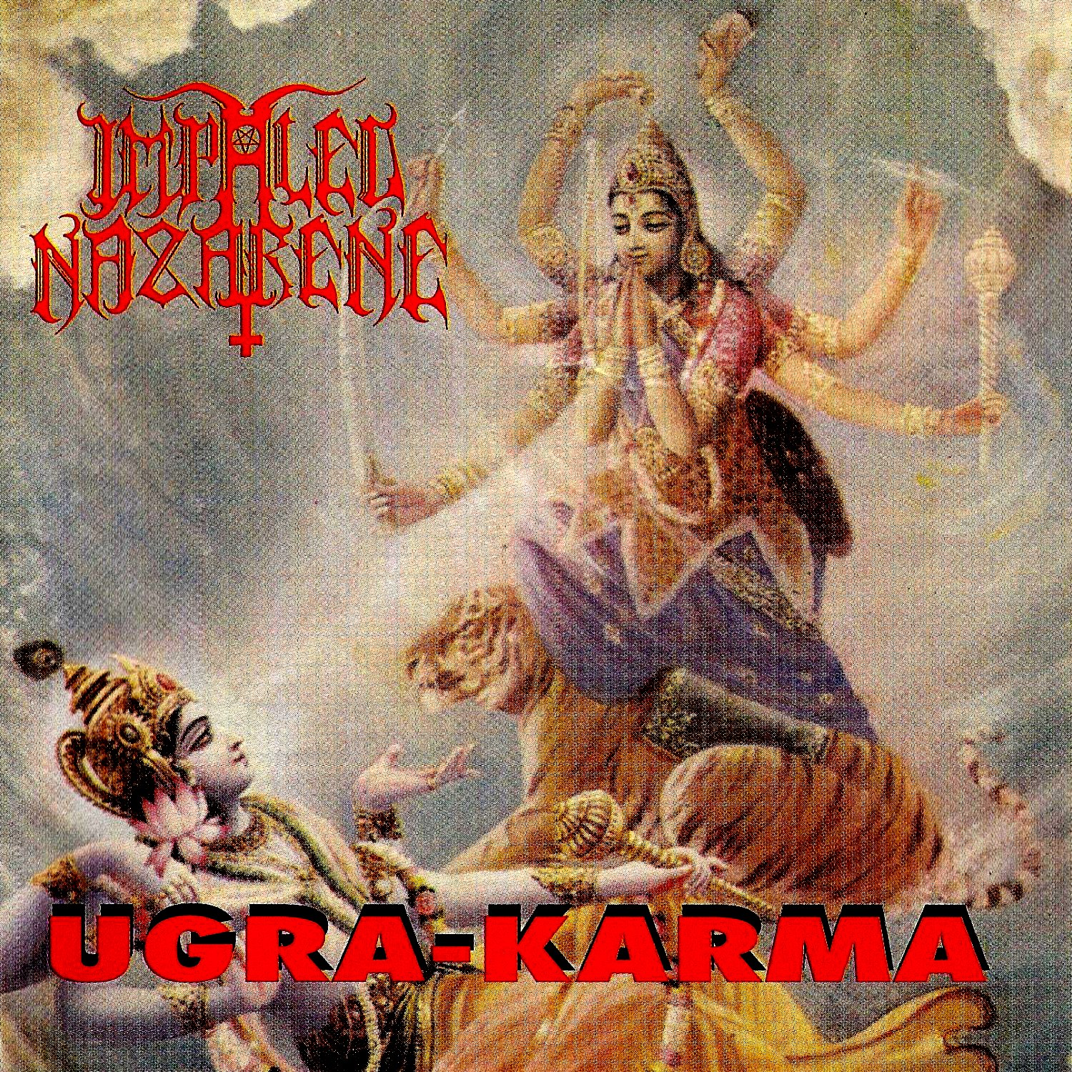 Review for Impaled Nazarene - Ugra-Karma