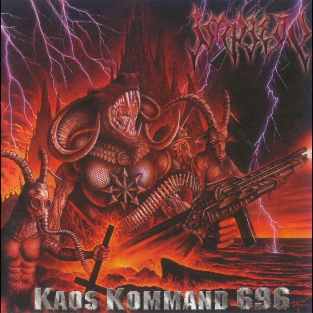 Reviews for Impiety - Kaos Kommand 696
