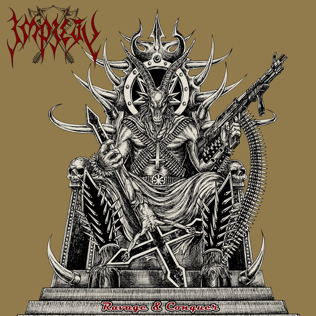 Reviews for Impiety - Ravage & Conquer